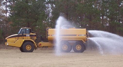 K800 Water Truck