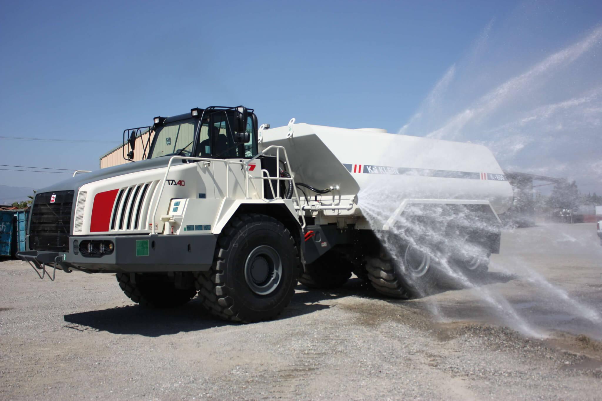 TA40 K800 Water Truck