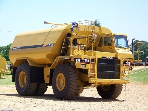 K1200 Tank on Chassis