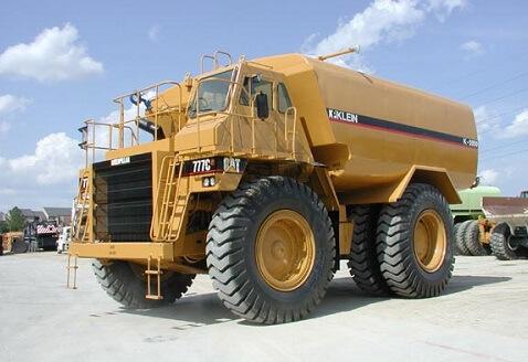 K2000 Water Truck
